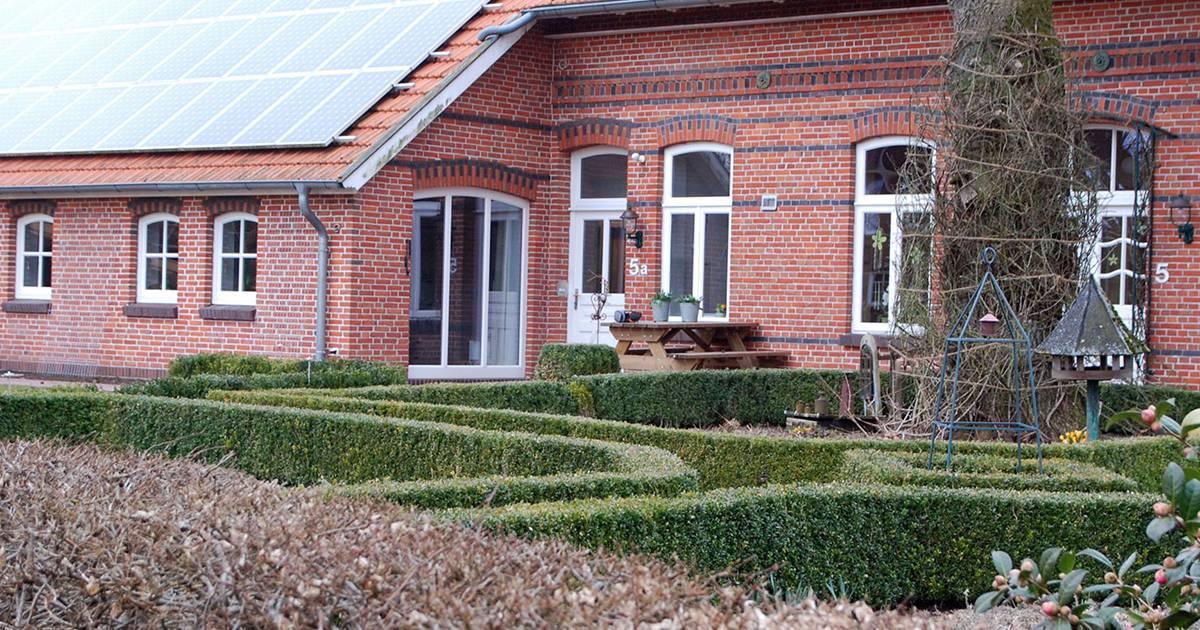 Ferienwohnung-Lindengarten