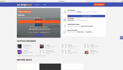 OrlyDealz Screenshot