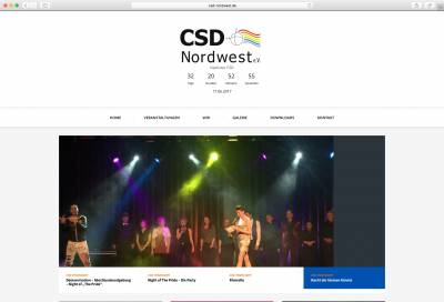 CSD-Nordwest Screenshot