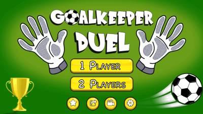 Goal Keeper Duell Screenshot