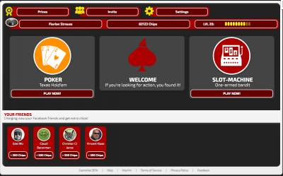 Casinohai Poker Screenshot
