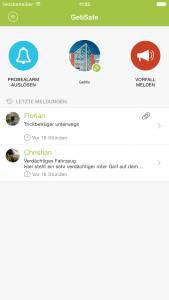 GetiSafe Screenshot