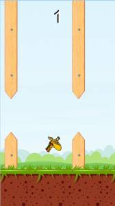 Flappy Marius Screenshot