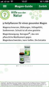 Magen Guide Screenshot