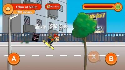 Skater Dave Screenshot