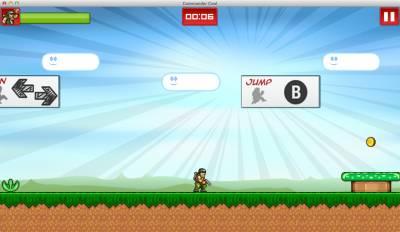 Commander Cool Screenshot