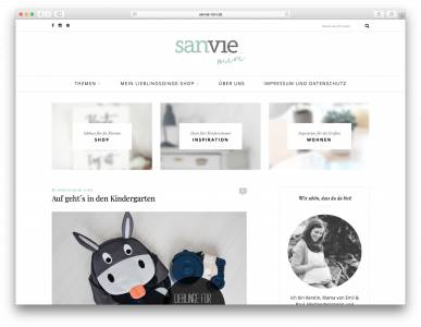 Sanvie Screenshot