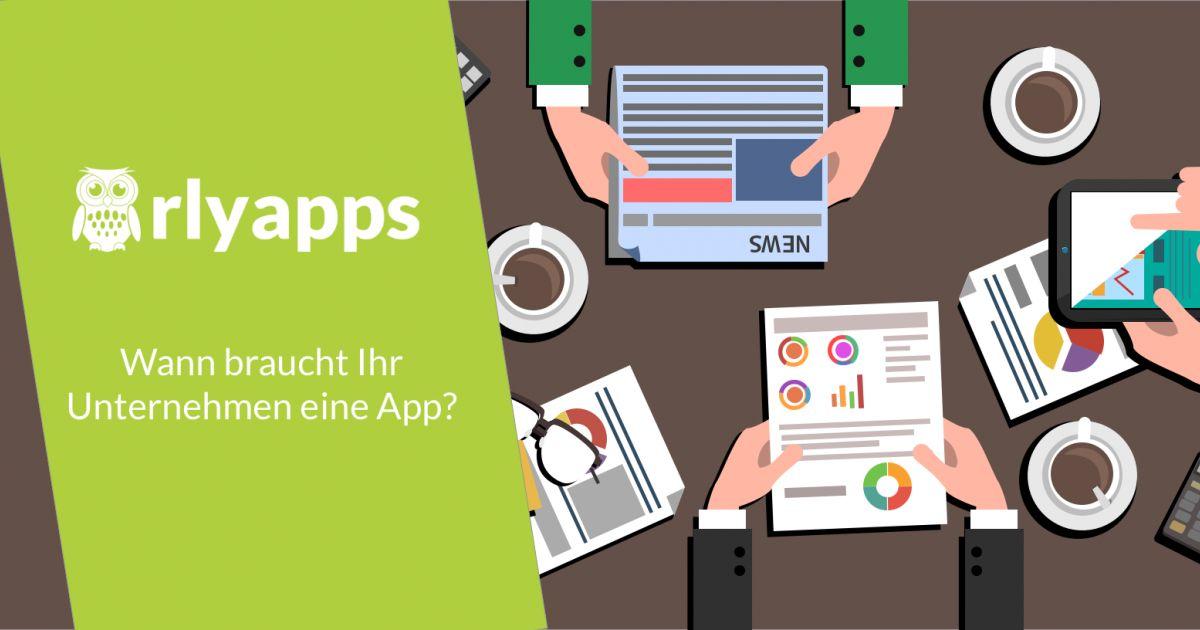 Wie finde ich heraus, ob mein Unternehmen eine App braucht?