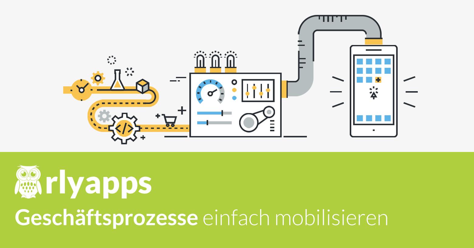 Geschäftsprozesse einfach mobilisieren – Business-Apps