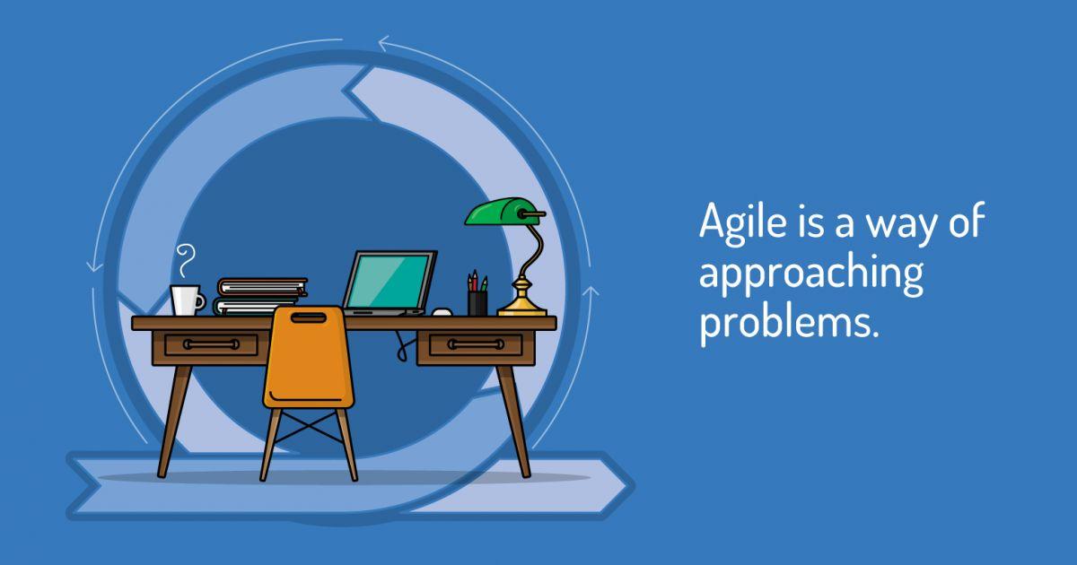 Agile Entwicklung einer mobilen Geschäftsanwendung