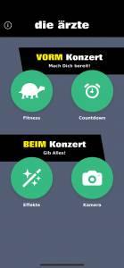 DIE DIE ÄRZTE KONZERT-ÄPP Screenshot