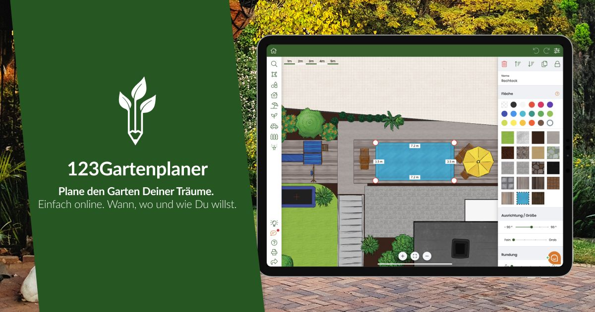 123Gartenplaner in neuer Version